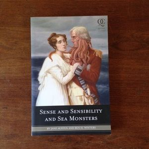 """Sense And Sensibility And Sea Monsters"""